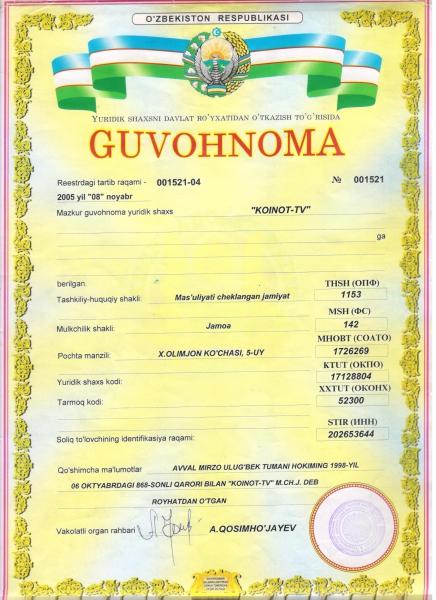 Гувохнома